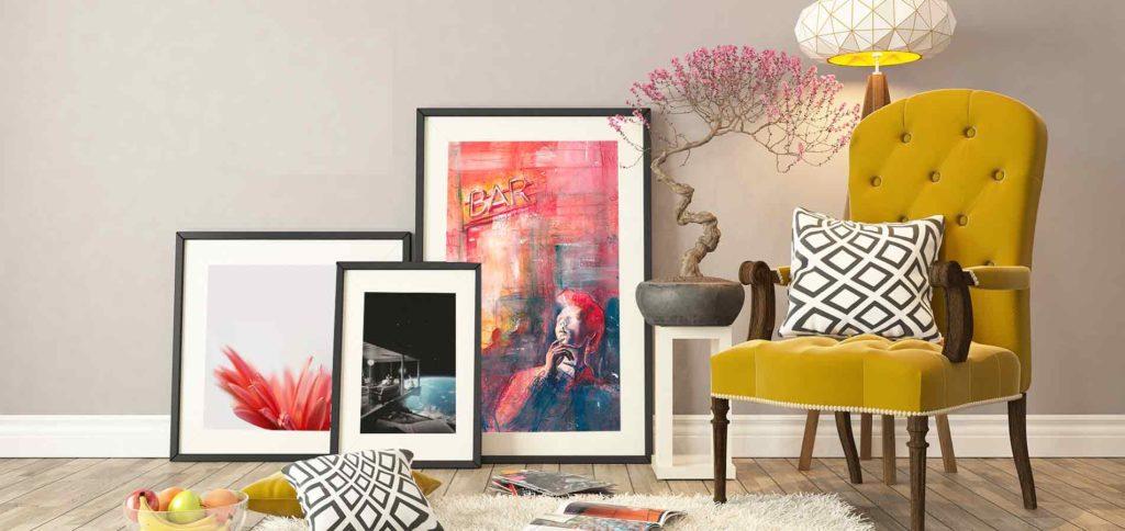 Art Print VS Canvas Print, Mana yang Lebih Baik?