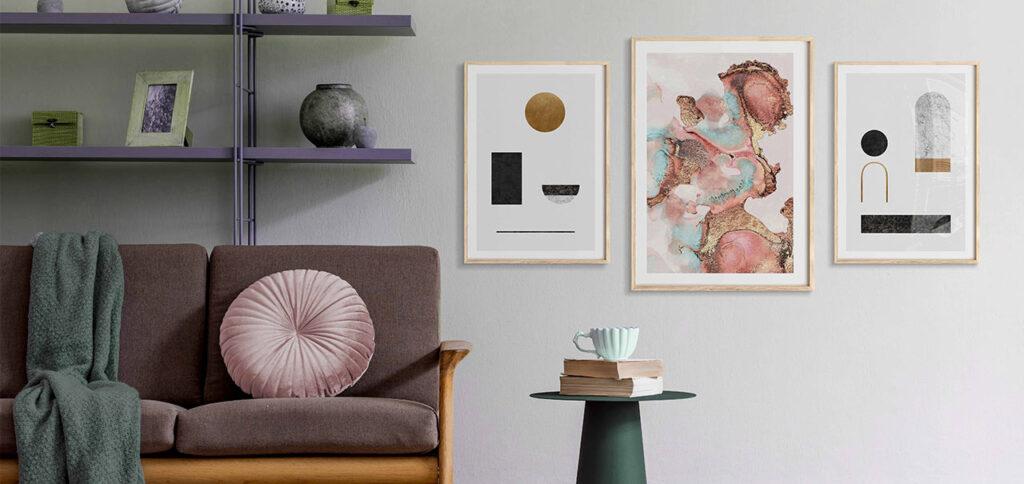 5 Alasan Mengapa Lukisan Dinding Abstrak Menjadi Pilihan Terbaik Untuk Interior