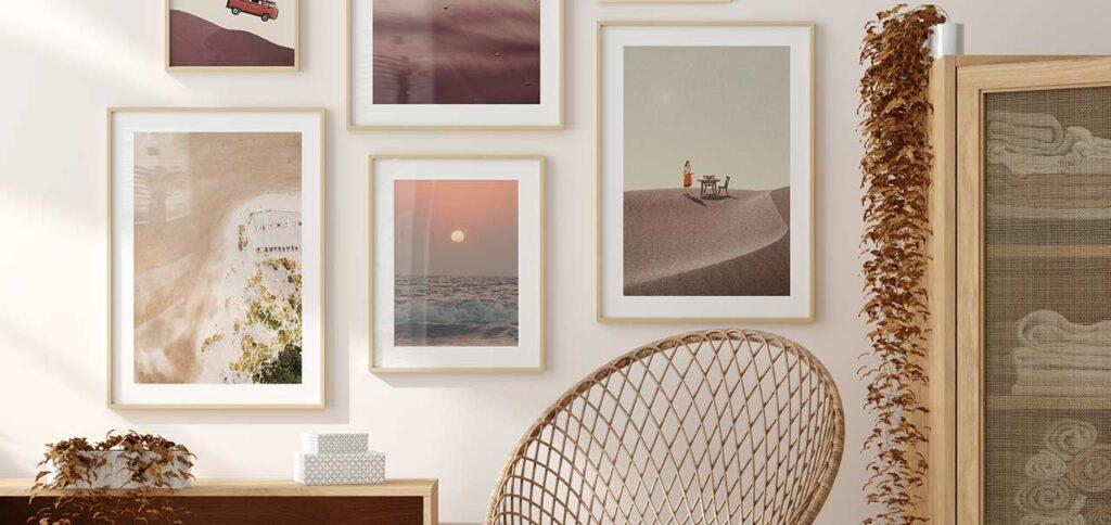 4 Cara Tepat Menyulap Dinding Interior! Ruangan Jadi Lebih Cozy!