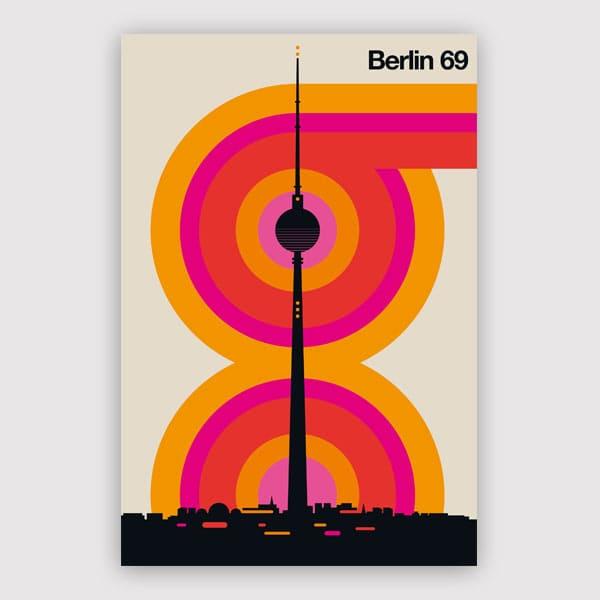 Bo Lundberg - Berlin 69