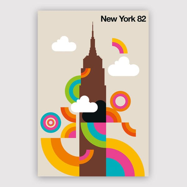 Bo Lundberg - New York 82