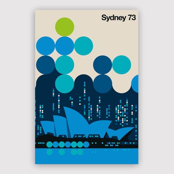 Bo Lundberg - Sydney 73