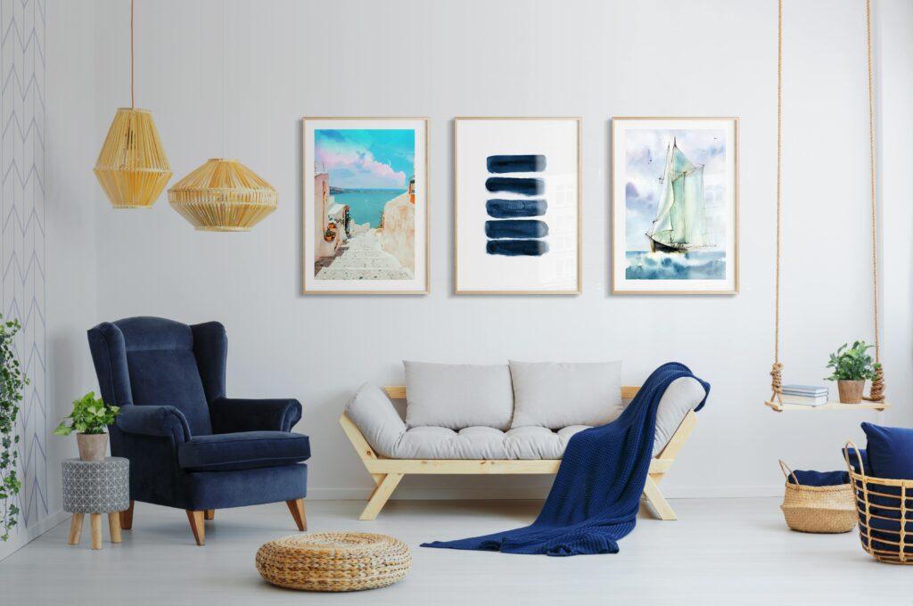 #BlueArt : Antara Langit dan Laut yang Menenangkan Jiwa