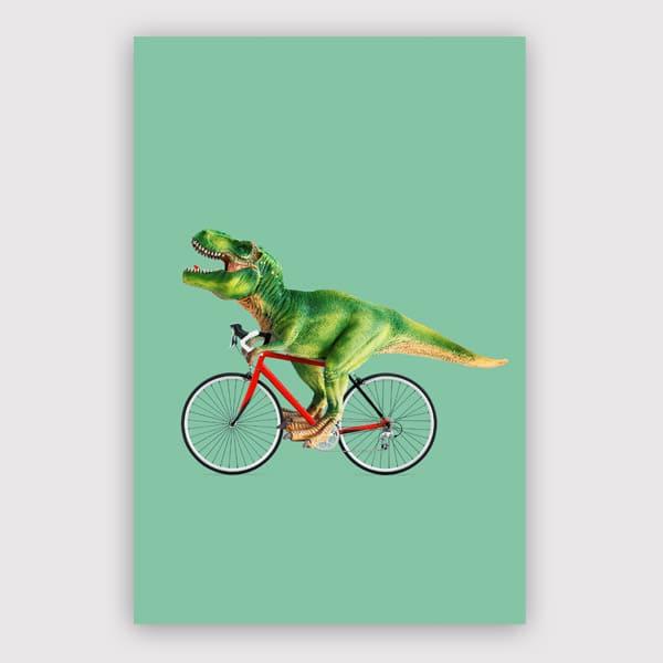 Jonas Loose - T-Rex Bike