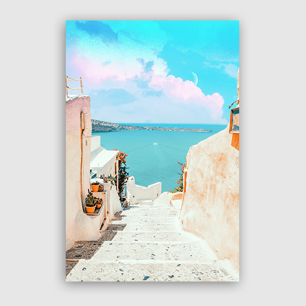 Surreal Greece by 83Oranges