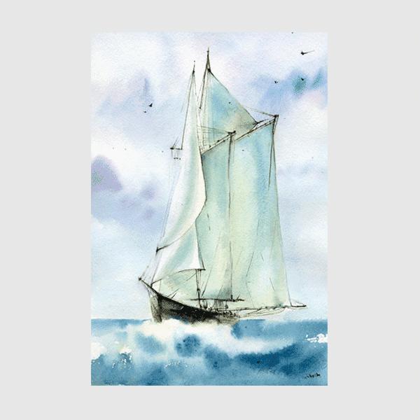Tailwind by Irina Petrova