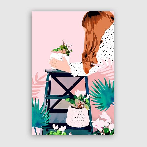 83Oranges - Plant Lady