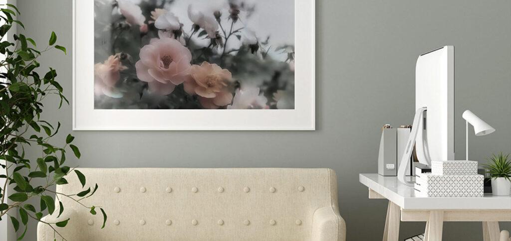 Mengulik Ide Art Print untuk Spot Ruangan Kantor di Rumah