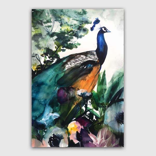MaiAutumn - Peacock Garden