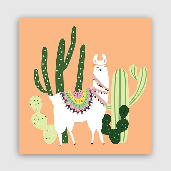 Majchila - Cute Llama