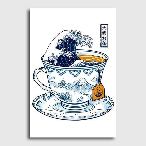 Vincent Trinidad - The Great Kanagawa Tea