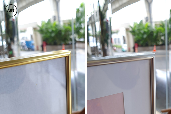 Frame Gold-Silver Stainless