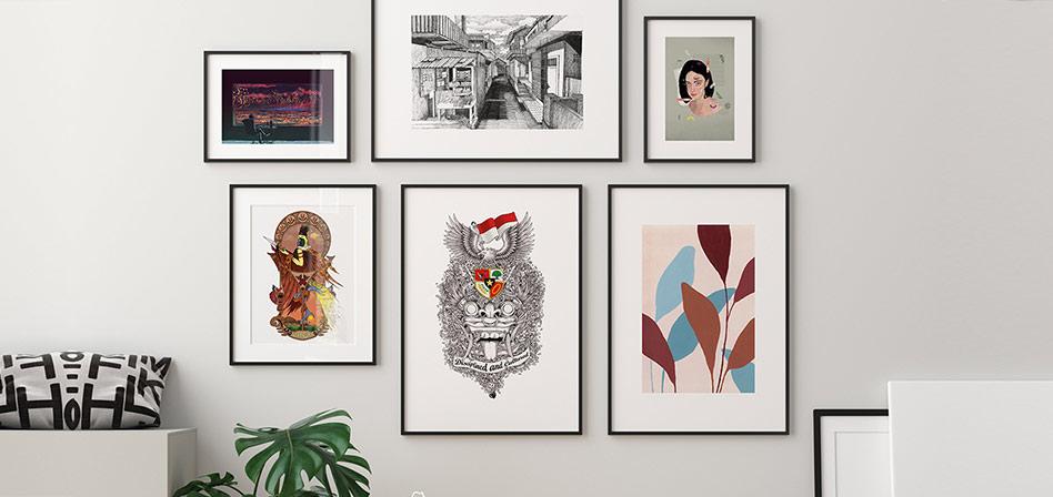Mengenal Lebih Dekat dengan 6 Seniman Asal Indonesia di ARTI