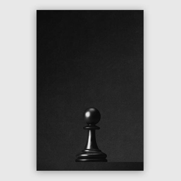 Daniel Coulmann - Game Of The Throne The Black Pawn