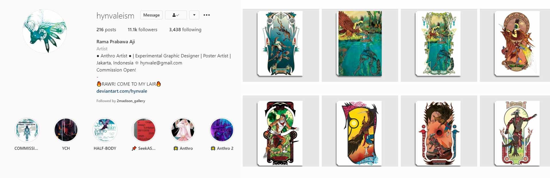 Hynvaleism Seniman Indonesia di ARTI