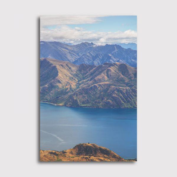 Nur Mut - Roys Peak Lookout