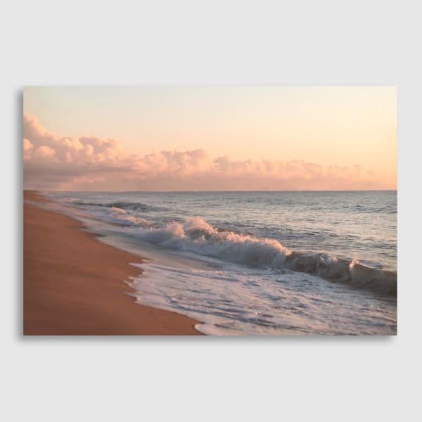 Quiuque - Pink Beach Sunset