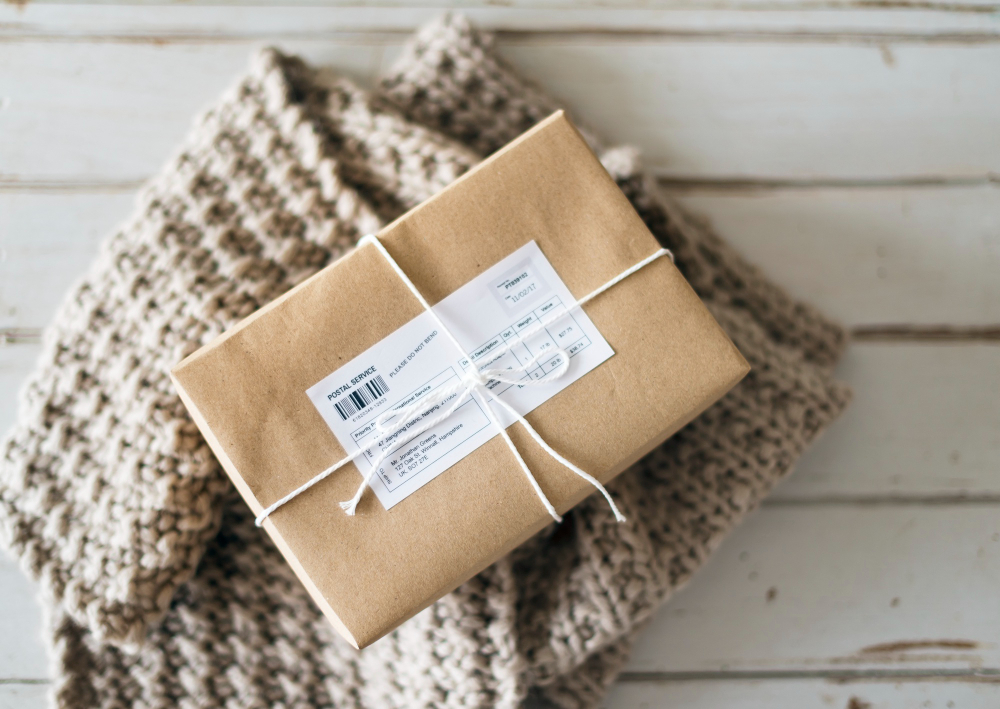 closeup-parcel-box