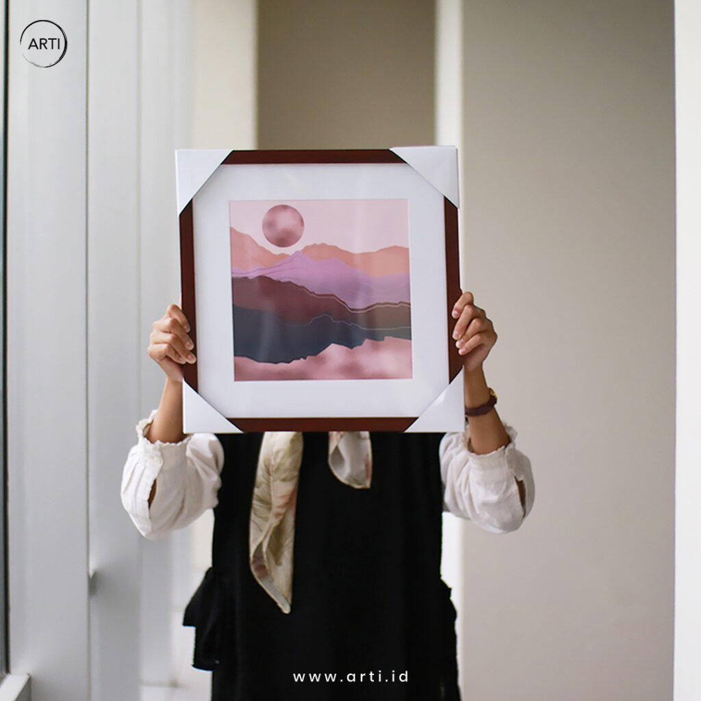 ARTI Matte Frame 25x25