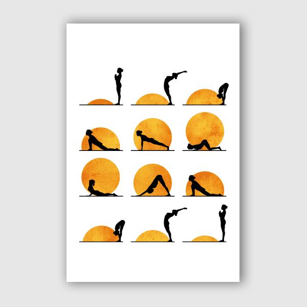 Kubistika - Yoga Sun