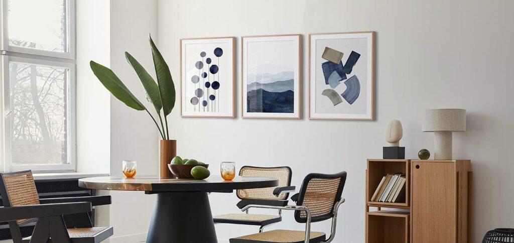 Tips Membuat Wall Art Set Sendiri