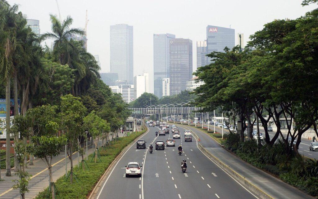 Jalanan Jakarta Sudirman