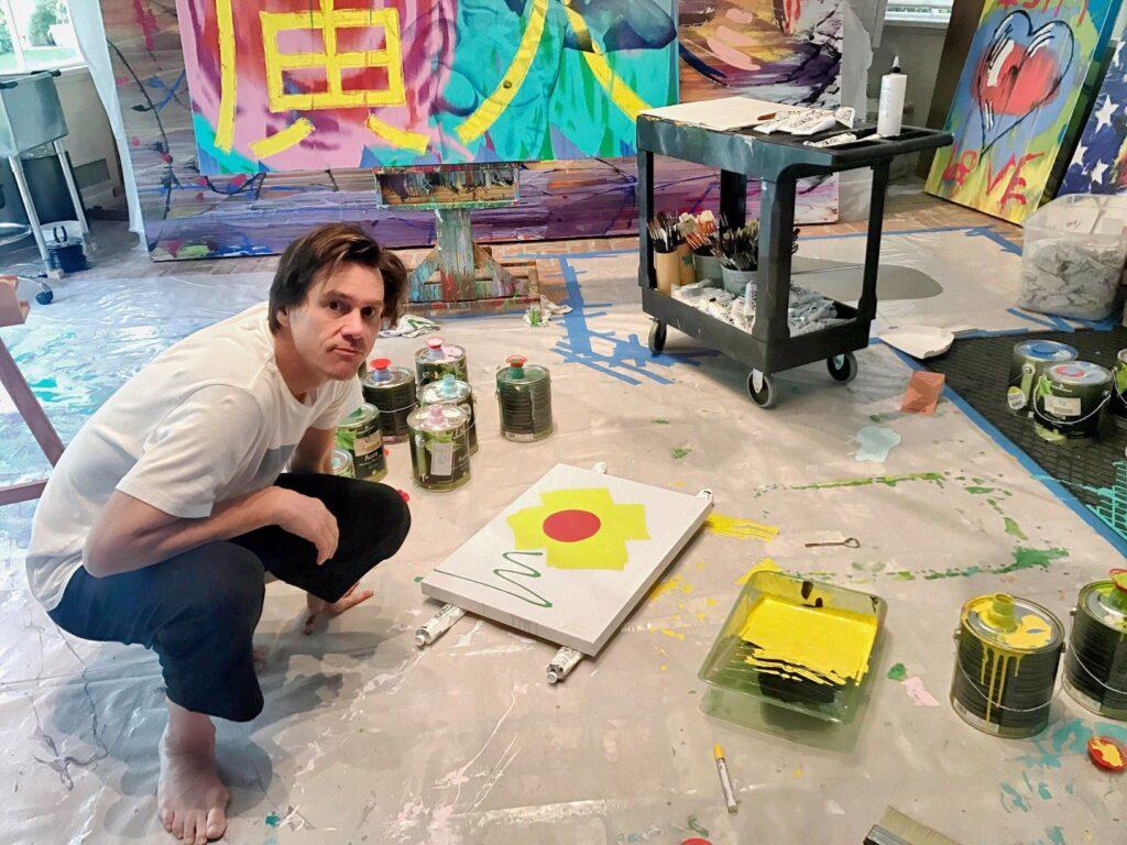 Jim Carrey dan karyanya