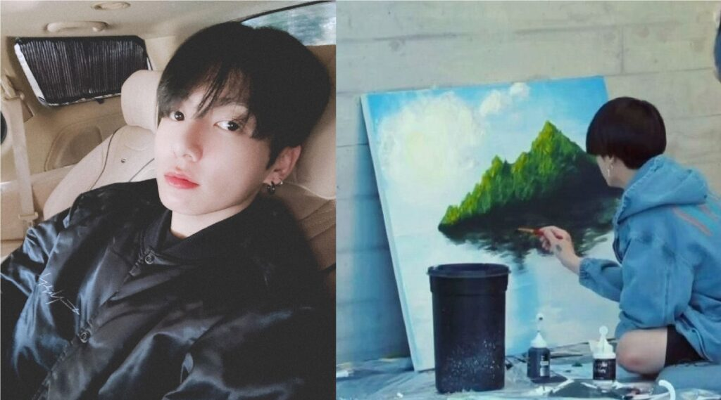 Jungkook BTS dan Karyanya