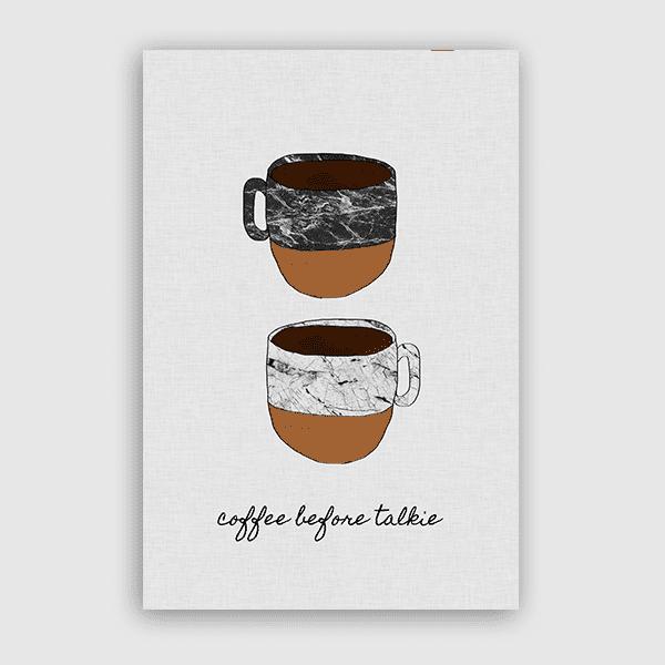 OraraStudio - Coffe Before Talkie