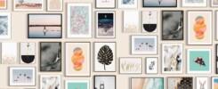 Cover Blog Jenis Bingkai Lukisan di Arti
