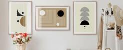 Cover Blog Inspirasi Lukisan Dinding untuk Apartemen Ukuran Studio