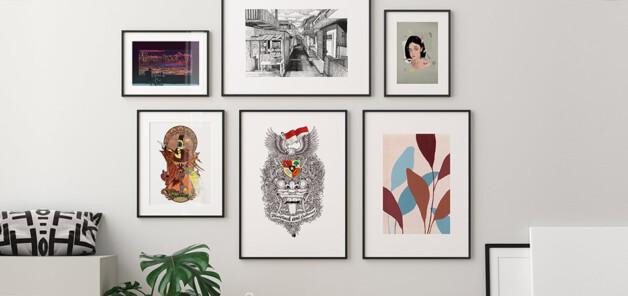 Cover Blog Mengenal Lebih Dekat dengan 6 Seniman Asal Indonesia di ARTI
