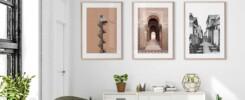 Cover Landscape - INSPIRASI ART PRINT DENGAN STYLE ARSITEKTUR UNTUK RUANGAN KAMU