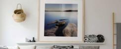 Cover blog - Matte, Penambah Cantik Sebuah Frame Lukisan
