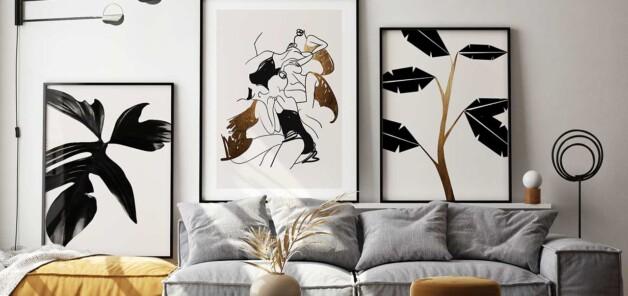 Cover blog - Tips Mengelompokkan Lukisan Agar Terlihat Aesthetic
