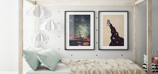 cover blog INSPIRASI WALL ART PRINT UNTUK KAMAR ANAK (Part II)